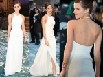 Emma Watson Wows In Ralph Lauren Gown: Noah London Premiere