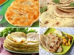 Paratha Recipes For A Vegetarian Breakfast