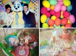 Easter Celebrations Of Celebrities: Pics