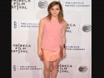 Emma Watson Shines In Pink At Tribeca Film Fest