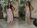 Pooja Hegde And Aditi Rao Hydari Spotted In Disappointing Outfits At Manish Malhotra's Party