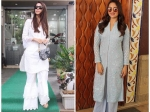 Malaika Arora Or Sonakshi Sinha: Whose Ethnic Suit Would You Choose For Your Wardrobe?