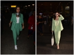 Shraddha Kapoor & Alia Bhatt Make Us Want To Invest In Green Pantsuits
