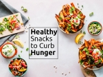 20 Healthy Snacks To Curb Hunger