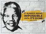 15 Inspirational Quotes By Nelson Mandela