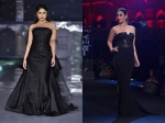 Kareena Kapoor Khan Exudes Contrasting Vibes With Her Two LFW 2019 Black Gowns