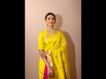 Krishna Janmashtami 2019: Dress Up Like A Diva In These Yellow-Hued Ethnic Outfits