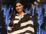 LFW W/F 2019 Day Two: Athiya Shetty's Black And White Sari Is So Modern Retro