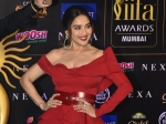 IIFA Awards 2019: Madhuri Dixit Nene Brings Alive The Old School Glamour With Her Red Gown