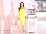 Katrina Kaif Looks Like Ray Of Sunshine In A Yellow Dress At Her Brand Kay By Katrina Launch Event