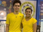 Kuhoo Garg And Dhruv Rawat Won The Mixed Doubles Title In Egypt International 2019