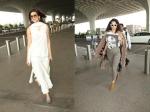 Sania Mirza, Kangana Ranaut, Karishma Tanna, And Sonam Kapoor Ahuja Have Fab Airport Outfit Ideas