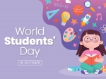 World Students' Day 2019: Date, History And Objectives