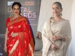 Manisha Koirala And Esha Deol Have Sari Goals For Us This Wedding Season