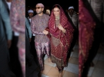 Deepika Padukone And Ranveer Singh Flaunt Vibrant Outfits At Harmandir Sahib
