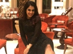 Genelia Deshmukh Sparkles In A Black Midi Dress And We Can't Take Our Eyes Off Her