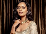 Manushi Chhillar Gives Wedding Wear Goals With Her Ivory Lehenga At Sister's Wedding Function