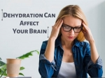 Dehydration Can Alter Human Brain, Affect Mental And  Physical Performance