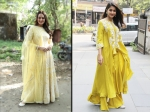 Sonakshi Sinha Or Pooja Hegde, Whose Yellow Outfit You Liked More?