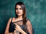 Sonakshi Sinha Aka Rajjo Dons A Pretty Floral Sari And We Can't Take Our Eyes Off From Her