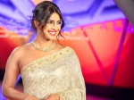 Priyanka Chopra Jonas' Glittering Ivory Badla Sari Is Absolutely What We Want To Own