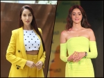 Ananya Panday And Other Divas Have Yellow Outfit Ideas For Different Occasions