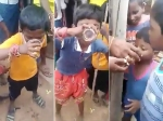 Shocking Video Of Some Men Distributing Alcohol To Children Would Defintely Worry You