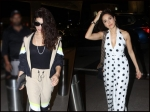 Jacqueline Fernandez, Nushrat Bharucha Give Us Winter-perfect And Summer-ideal Airport Attire Goals