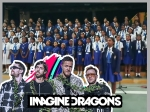 Bangalore School Kids Deliver An Impressive Rendition Of 'Believer' & Imagine Dragons Love It