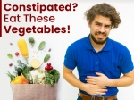 Top 10 Vegetables To Relieve Constipation