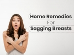7 Home Remedies For Sagging Breasts