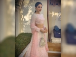 Kiara Advani's Pink Chikankari Lehenga Is Absolutely On Our Wish List