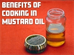 Benefits Of Cooking In Mustard Oil