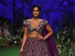 Lakme Fashion Week Summer Resort 2020: Ileana D'Cruz Looks Captivating In Purple Lehenga On The Ramp