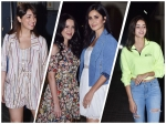 Katrina Kaif, Yami Gautam, And Other B-Town Divas Give Casual Fashion Goals At Bhoot's Screening