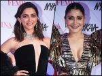Deepika Padukone And Anushka Sharma Dazzle In Dramatic Dress And We Can't Take Our Eyes Off Them