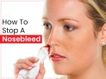 Having A Nosebleed? Here's A Guide On How To Stop And Prevent It