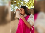 Sayani Gupta's Pink Dress And White Shirt Is A Perfect Stay-At-Home Wear