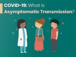 COVID-19:What Is Asymptomatic Transmission? Here's What You Need To Know