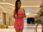 Yashika Aannand Exudes Party Vibes In A Strapless Pink Dress And We Can't Wait To Hit The Club!