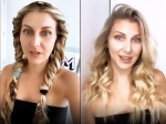 This Instagram Hack For Getting Overnight Heatless Curls Using Scarf Is The Best