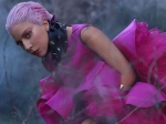 Lady Gaga Exudes Exotic Vibes In Her Latest Magazine Cover WIth A Bold Pink Make-up