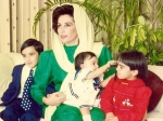 Fashion Designer Maheen Khan Opens Up About Benazir Bhutto's Iconic Green Outfit On Her Social Media