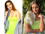 Kriti Sanon, Alia Bhatt, And Other Divas Who Flaunted Neon Numbers And Gave Summer Fashion Goals