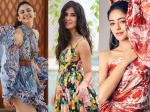 Rakul Preet Singh, Katrina Kaif And Others' Pretty Floral Dresses Are Perfect For Summer Parties