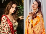 Kajol, Dia Mirza, And Other B-Town Divas Give Dupatta Goals To Beat The Heat This Summer