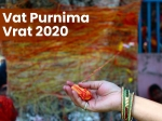 Vat Purnima Vrat 2020: Know About The Date, Rituals And Significance