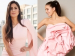 Kaif Sisters, Katrina And Isabelle Look Pretty As Peach In Their Pink Dresses But Who Looked Better?