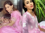 Aamna Sharif And Mouni Roy In Pink Ethnic Suit, Who Looked Lovely And Who Gave Better Fashion Goals?