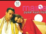 On 15 Years Of Maine Pyaar Kyun Kiya, Leading Actress Sushmita Sen's Stunning Looks From The Film